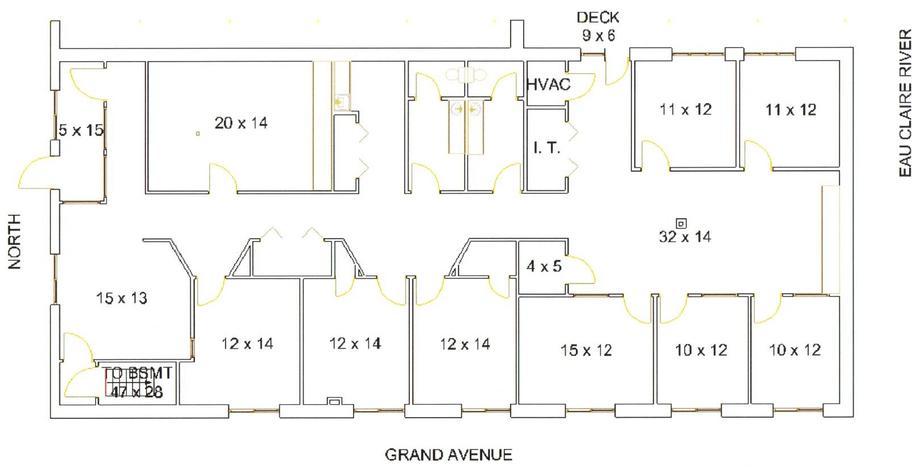 Suite 5 - Floor Plan