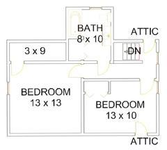 Floor Plan Upper