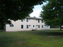 Front of the property