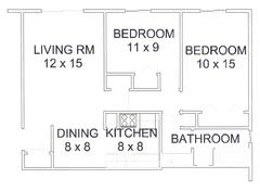 Floor Plan- Apartment 7