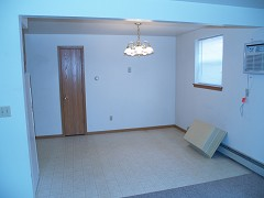 Apt# 2 Dining Area (from Living Room)
