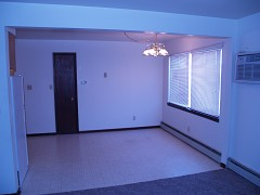 Apt 3 Dining Area (from Living Room)
