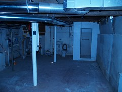 Basement (taken before final updates completed)