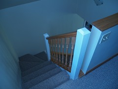 Staircase to Upper Bedroom (from 2nd Floor)