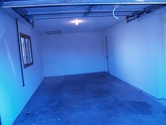412 Garage (looking in from overhead door)