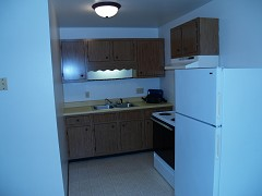 Apt 3 & 4 Kitchen