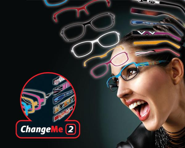 Downtown Optical is Central Wisconsins premier destination for Change Me Eyewear.