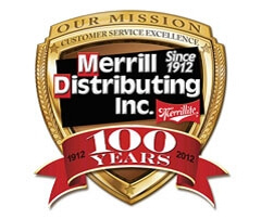 New Site for Merrill Distributing!