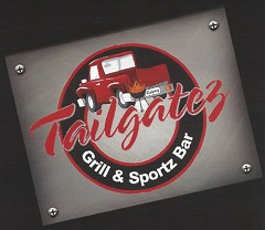 Tailgatez Grill & Sportz Bar in Weston WI