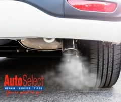 Do You Have Smoke Coming From Your Tailpipe? Here's What It Means