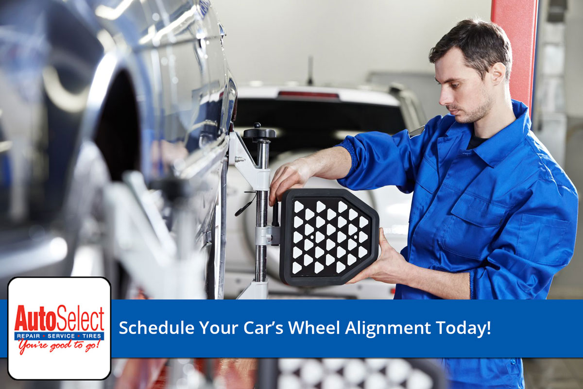 Steering Alignment Problems? Schedule an Appointment Today!