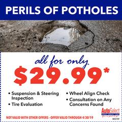Hurry! Local Auto Repair Specials at Locations in Weston, Stevens Point, Appleton, Green Bay and Neenah