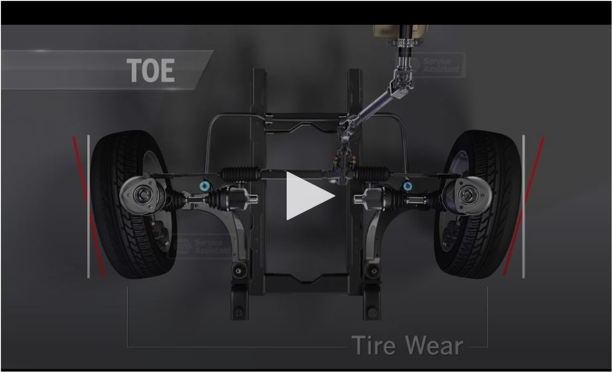 Auto Select's Guide to Wheel Alignment - When do I need to get one?