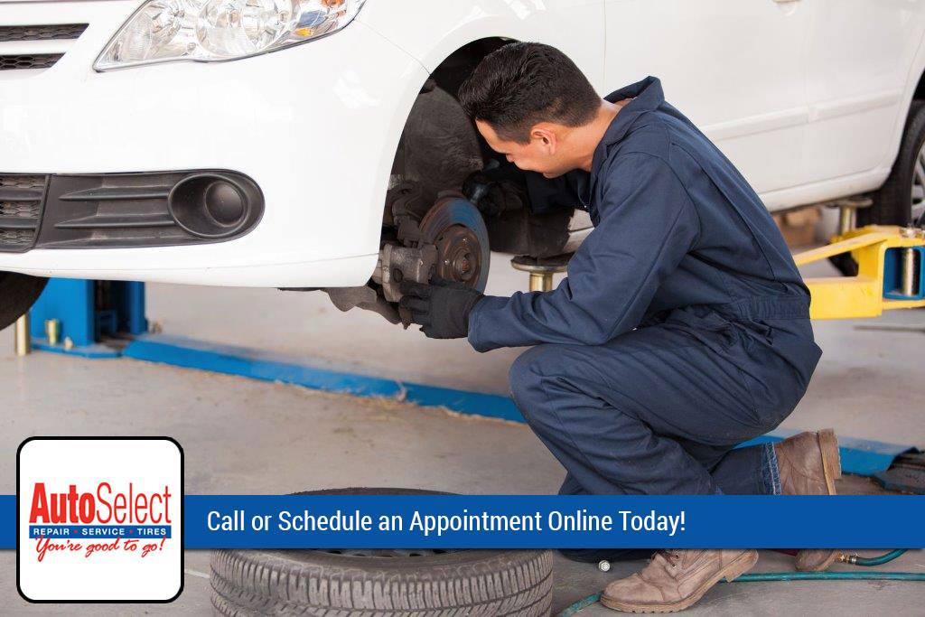 Squeaky Brakes? Free Brake Inspections near Neenah, WI