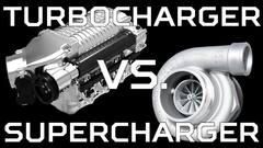Turbochargers and Superchargers - Does your car have one? What does that mean for you?