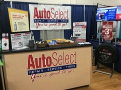 Stop by and meet the Auto Select Team at the Wausau Business Expo on April 19th, 2018 - Booth 158