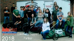Community Support Partner - Auto Select supports  Bowler High School Supermileage Team