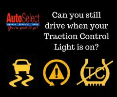 What Does The Traction Control Warning Light Mean?