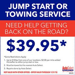 Need help getting back on the road?
