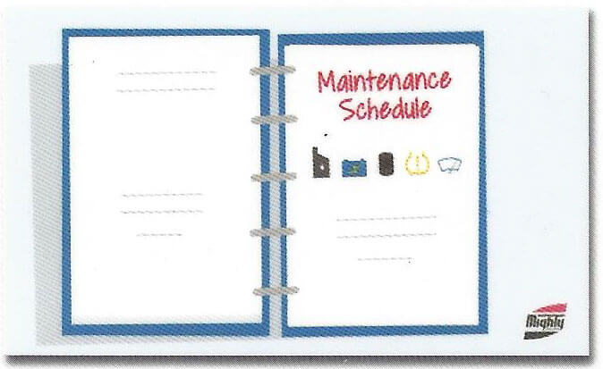 Do I Need to Follow my Manufacturer's Schedule?