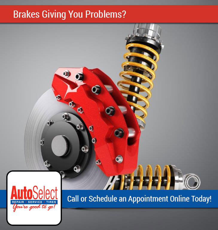 Free Brake Inspection! Professional Squeaky Brakes? Free Brake Inspections in Stevens Point, WI