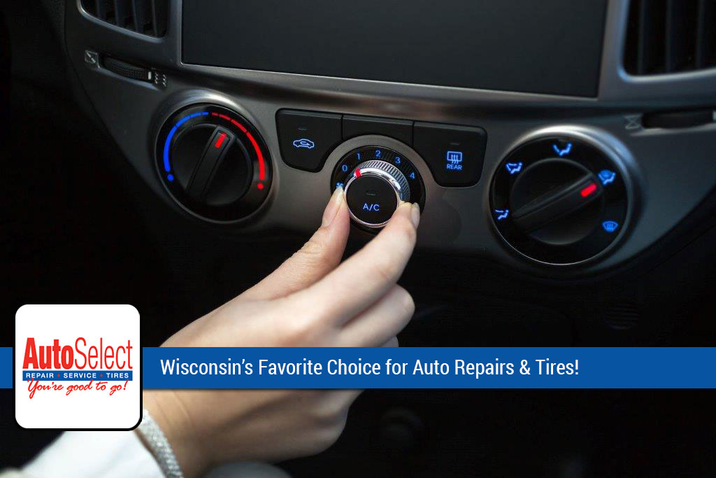 Free A/C Performance Test!  Car Air Conditioning Testing in Weston, WI
