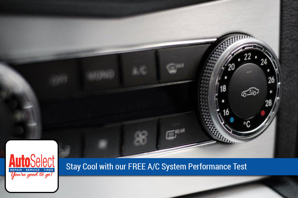 Free A/C Performance Test!  Auto Air Conditioning Services in Neenah, WI