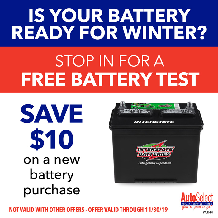 Save Now! Local Automotive Coupons at an Auto Select near you!