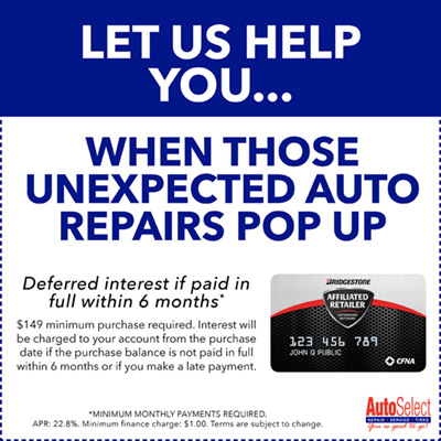 Affordable Tire Purchase Payment Plans in Neenah, WI