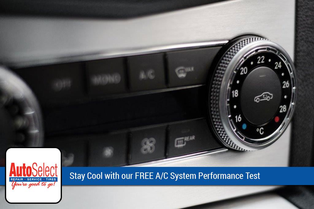 Free A/C Performance Test!  Free A/C performance test in Appleton, WI