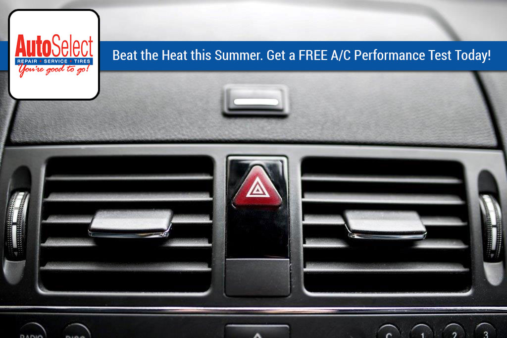 Free A/C Performance Test!  Free A/C performance test in Neenah, WI