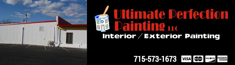 Exterior Business Painting  Stevens Point