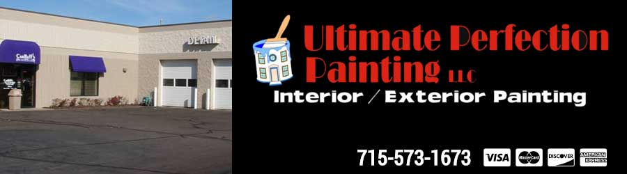Exterior Business Painting  Green Bay