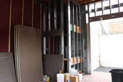Elevator Construction at Divine Word Lutheran Church