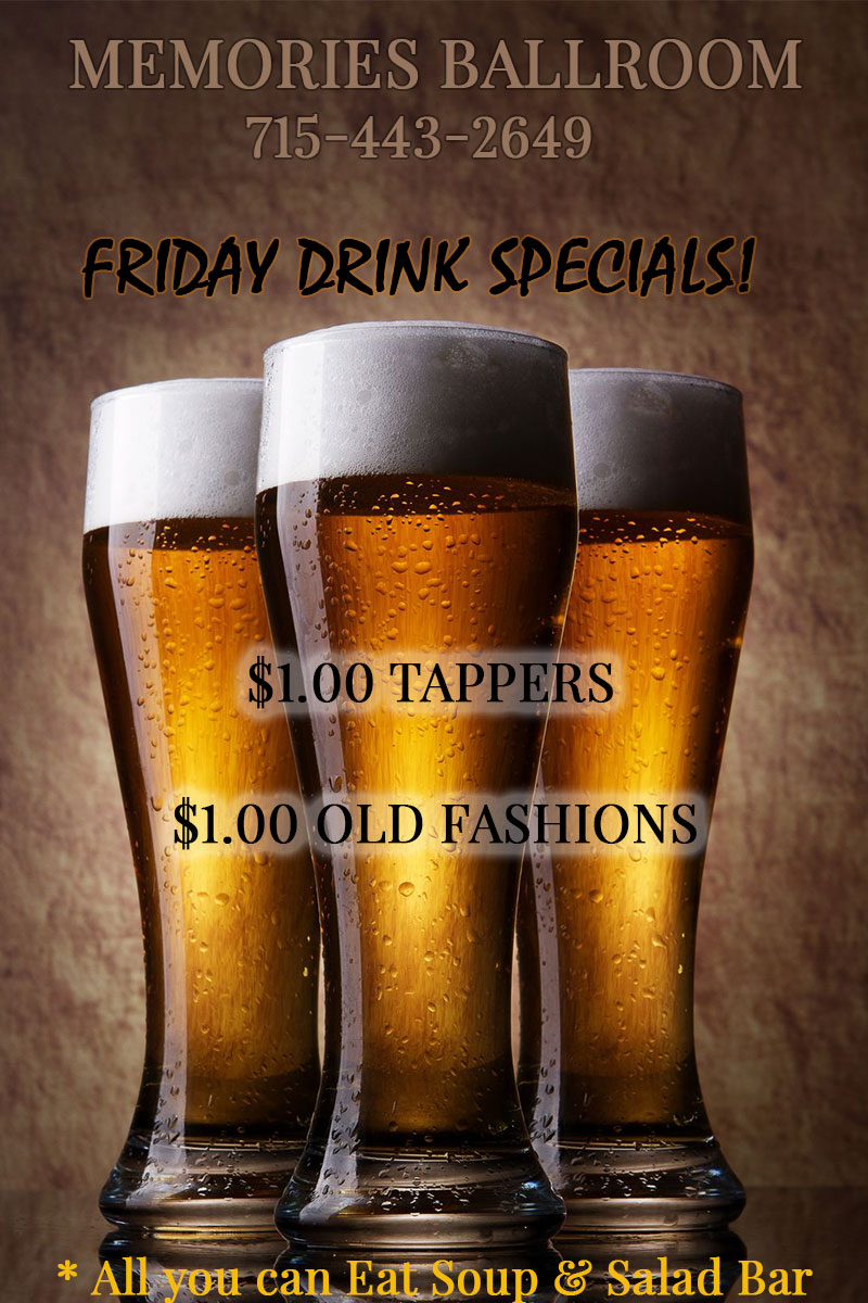 $1.00 Tappers in Marathon County, WI