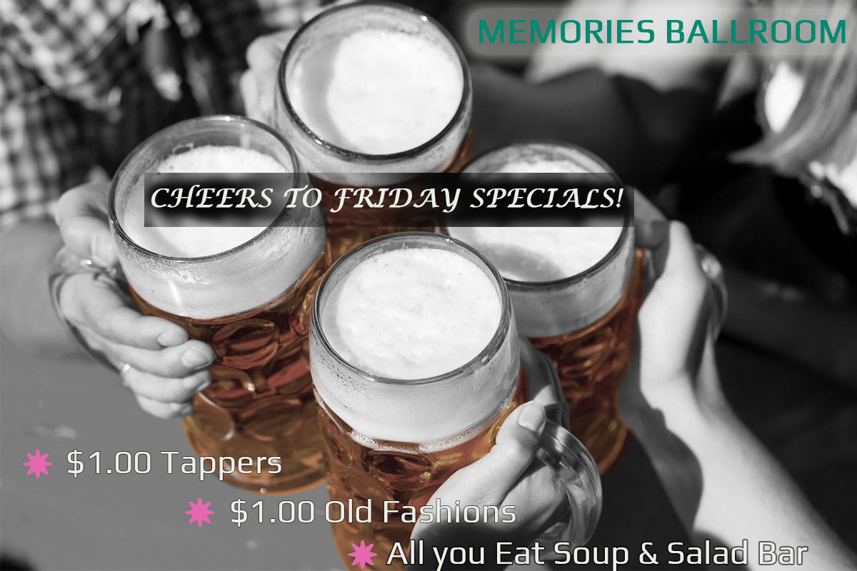 $1.00 Tappers in Marathon, WI