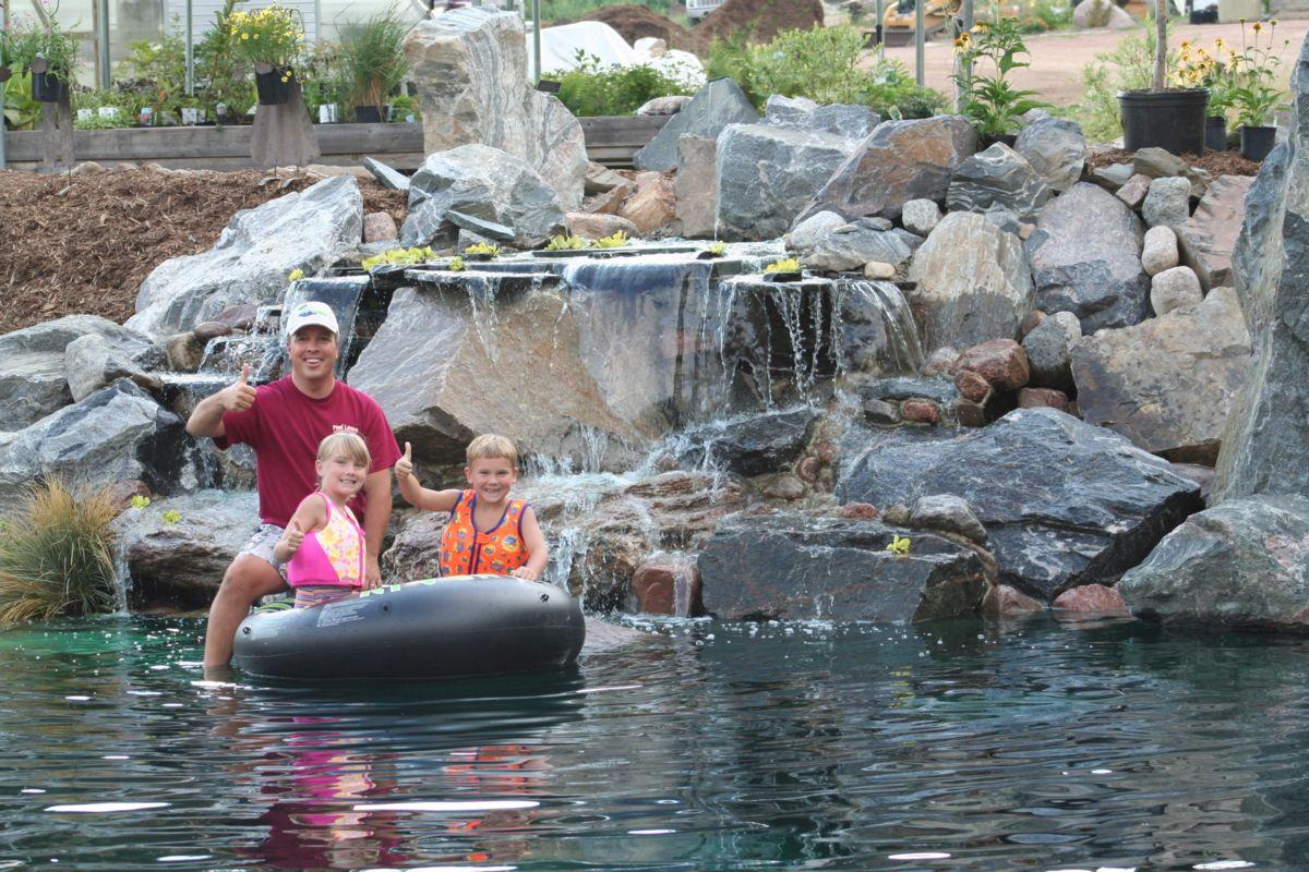 water garden designs in Schofield, WI