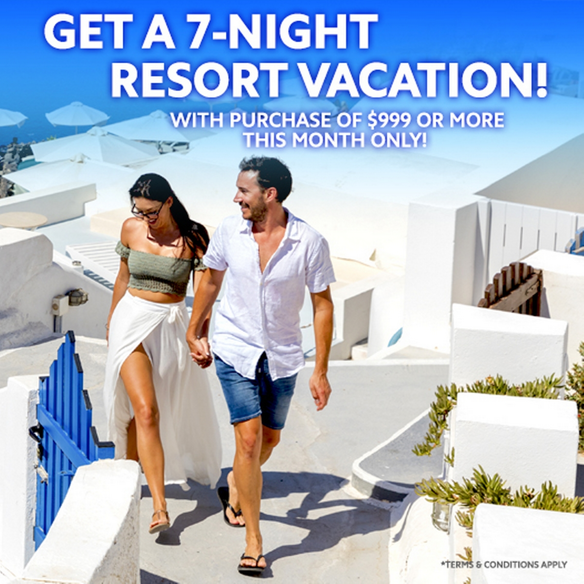 Get Your Vacation on - For Free!