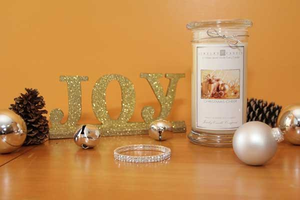 Jewelry/Cash Candles