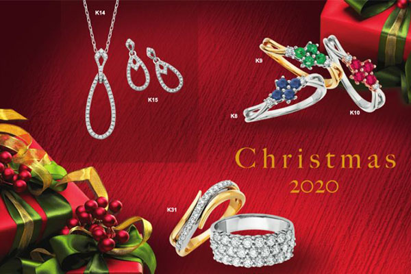 Bling It Around Again Christmas Catalog