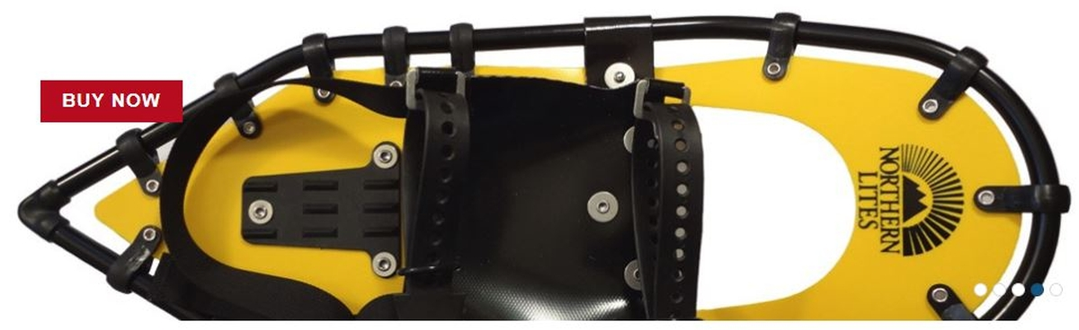 Northern Lites Snowshoes are Available on Shop.ManufacturedinWisconsin.com