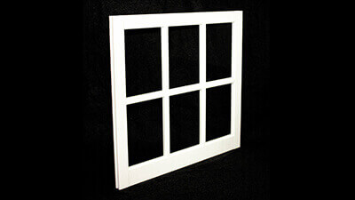 Custom Barn Sash Windows in many Sizes
