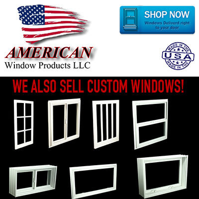 PVC Insulated Single Hung Windows in Minot, ND