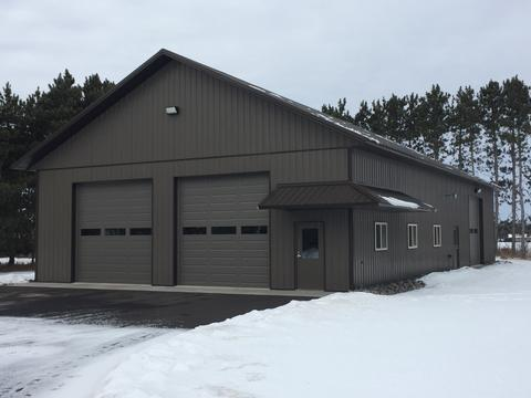 Heated Storage Building near Chippewa Falls, WI