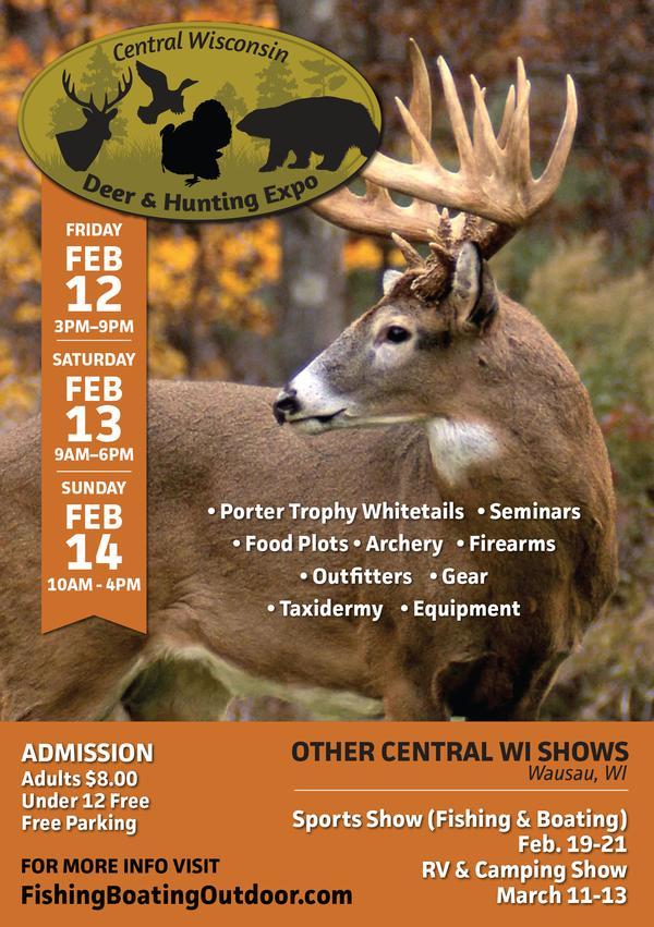Deer and Hunting Expo