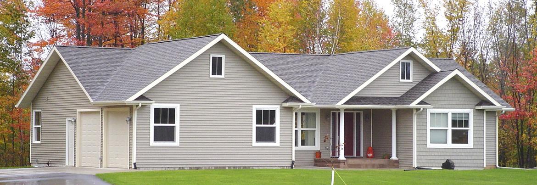 luxury home builders in Medford WI