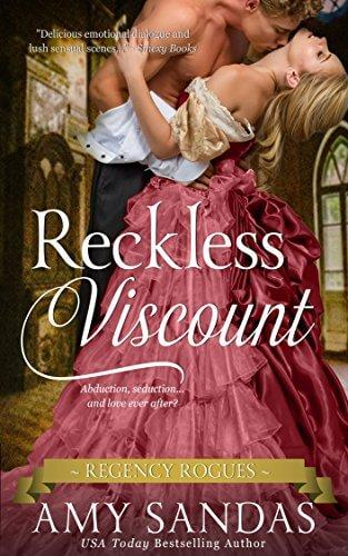 Reckless Viscount by Amy Sandas