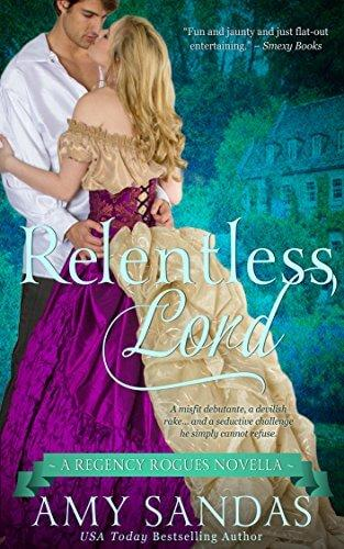 Relentless Lord by Amy Sandas