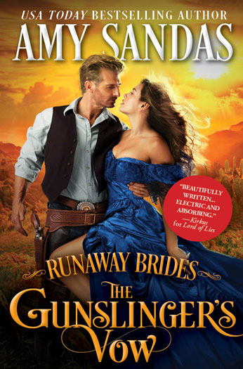 The Gunslinger's Vow by Amy Sandas