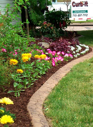 Curb It Edging Solutions in Stratford, WI